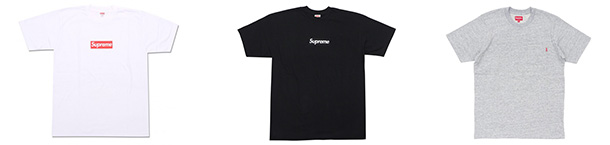 Supreme Tees and Shirts