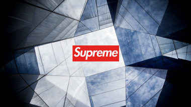 Supreme Looking Up