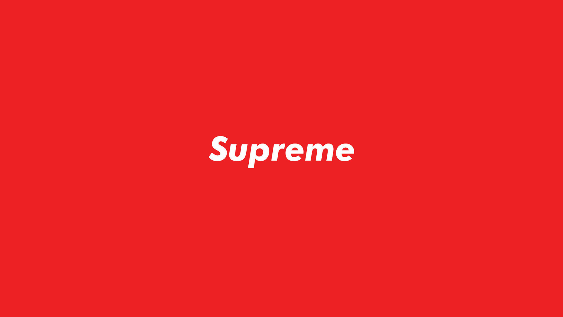 Supreme Clothing Logo No Background car vinyl sticker decal